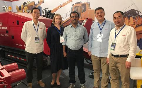 印度新德里非開挖展覽會No-Dig India