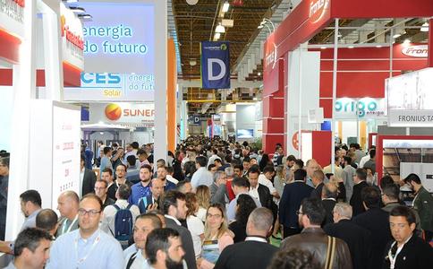 巴西圣保羅智慧能源展覽會The smarter E South America