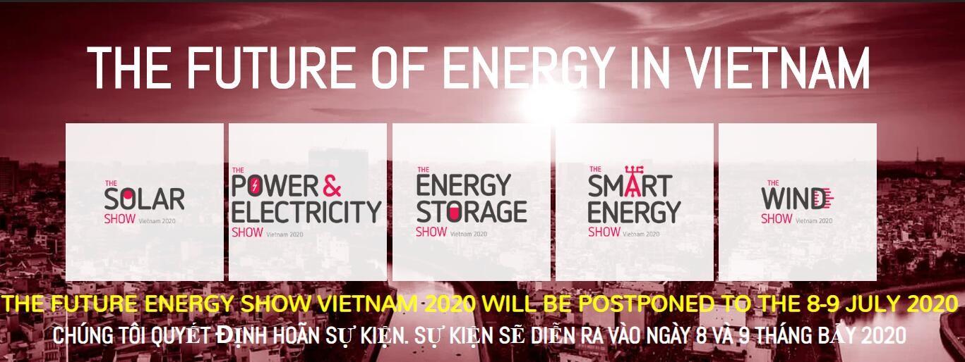 越南胡志明太陽能光伏及電池儲能展覽會The Solar Show