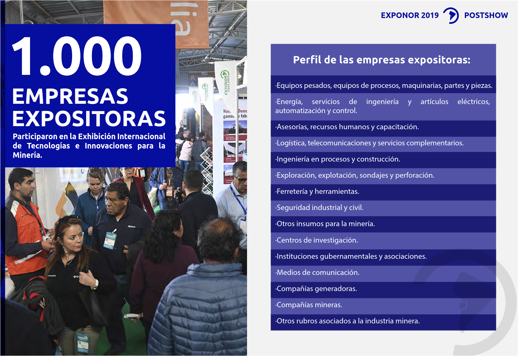 智利安托法加斯塔礦業展覽會EXPONOR CHILE