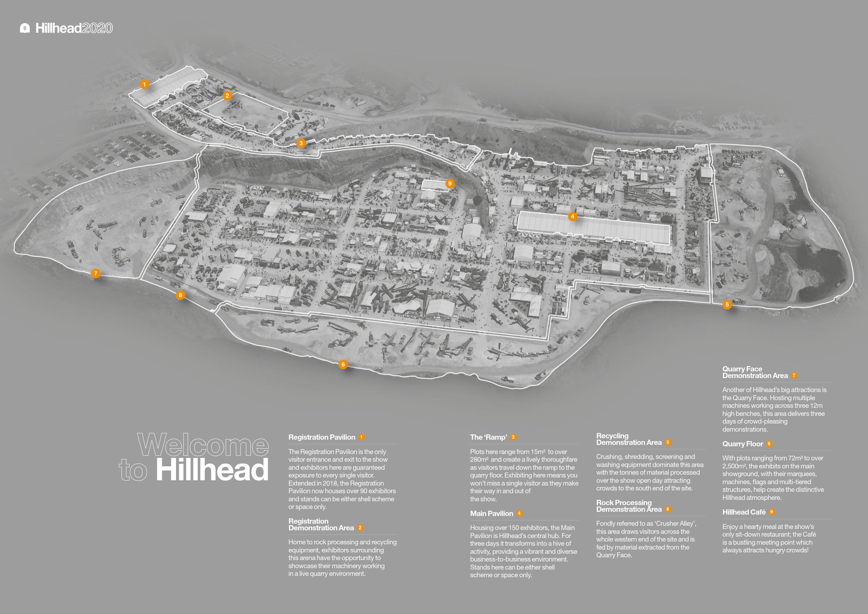 英國采石及礦業展覽會Hillhead