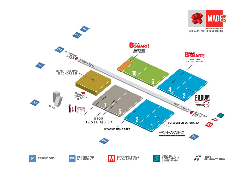 意大利米蘭建材展覽會MadeExpo