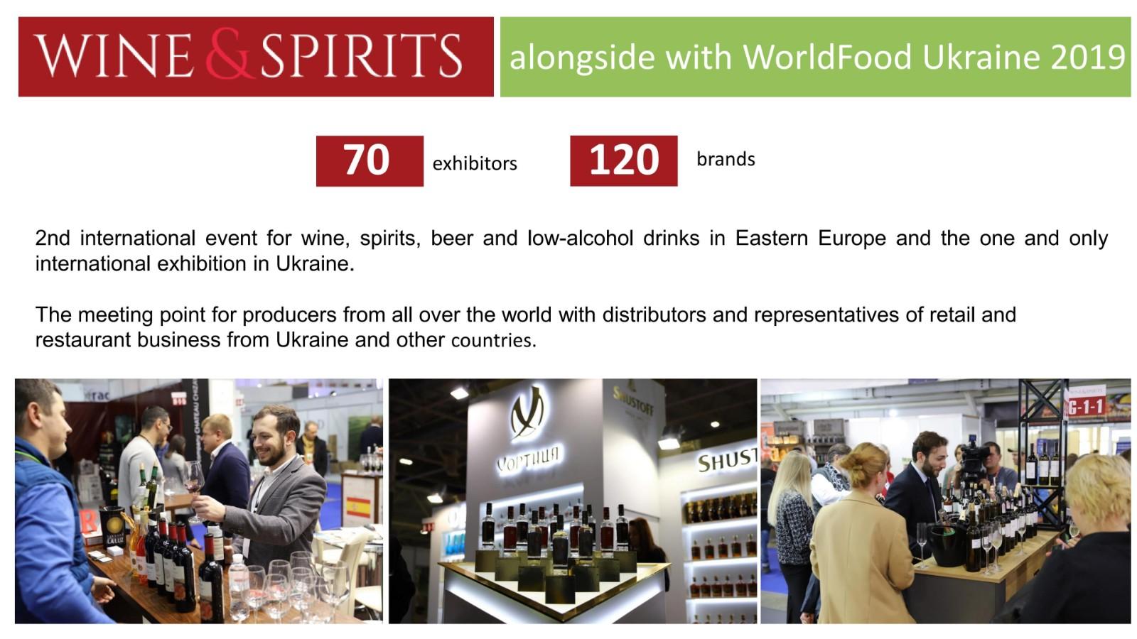 烏克蘭基輔食品飲料展覽會WorldFood Ukraine