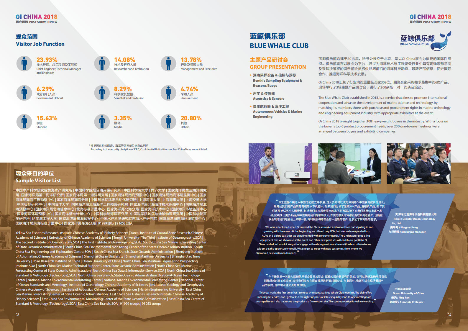 上海國際海洋技術與工程設備展覽會Oi CHINA