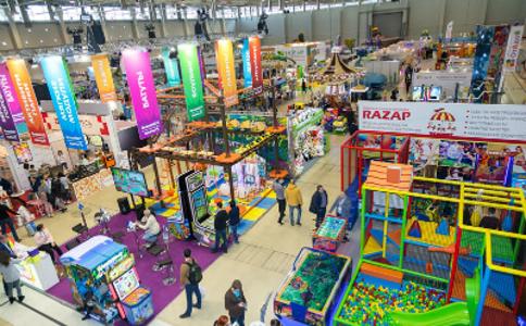 俄罗斯莫斯科主题公园及游乐设备展览会秋季RAAPA