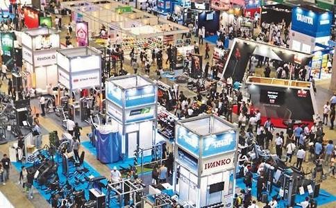 泰国曼谷体育及健身展览会Sportec Asia