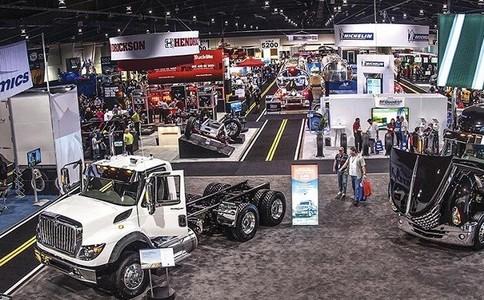 加拿大多伦多卡车及配件展览会Truck World