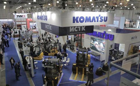 俄罗斯莫斯科运输及包装展览会Transpack
