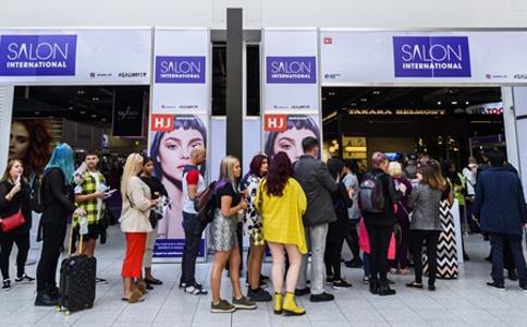 英國倫敦美發沙龍展覽會Salon International