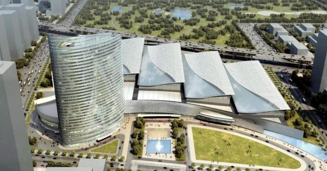 山东国际会展中心