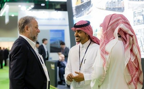 阿聯酋迪拜鐵路及軌道交通展覽會ME Rail