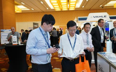 新加坡航運碼頭展覽會TOC Asia