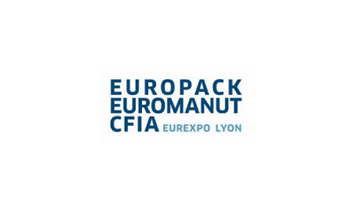 法國里昂加工包裝展覽會EUROPACK EUROMANUT CFIA