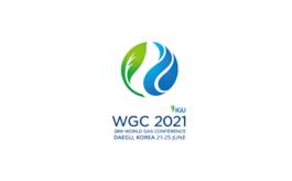 韓國大邱世界天然氣展覽會WCG