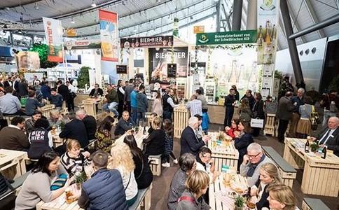 德國斯圖加特糕點烘焙及冰淇淋展覽會GELATISSIMO