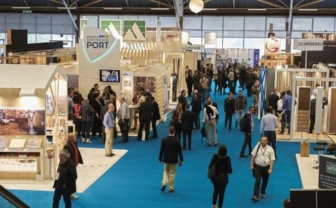 法国木材贸易展览会Carrefour du Bois