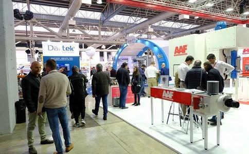 西班牙巴塞罗那粉体工业展览会Expo Solidos