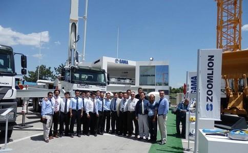 土耳其工程机械展览会KOMATEK