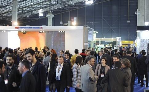 土耳其伊斯坦布尔海事展览会Exposhipping Expomaritt