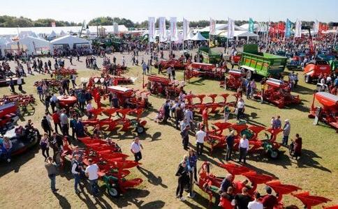 波兰农业机械展览会Agro