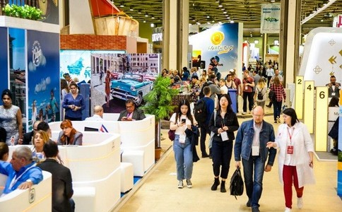 俄羅斯莫斯科旅游展覽會OTDYKH