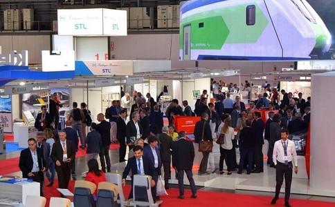 意大利米兰轨道交通展览会EXPO Ferroviaria