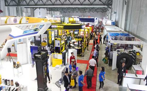 印尼雅加达工程机械展览会Construction Indonesia