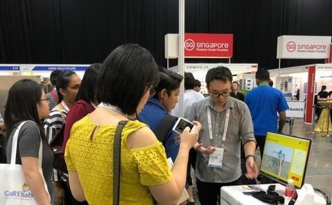 新加坡康復護理展覽會CAREhab