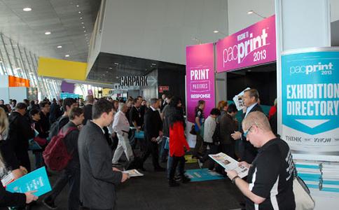 澳大利亚印刷展览会PACPRINT