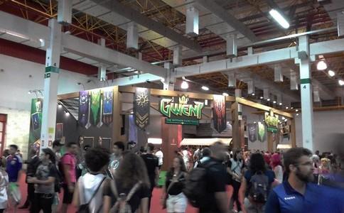 巴西圣保罗游戏展览会BGS