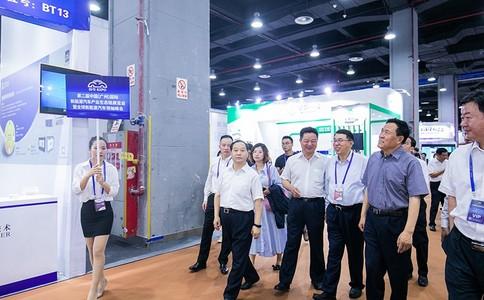广州国际新能源汽车产业生态链展览会EVE