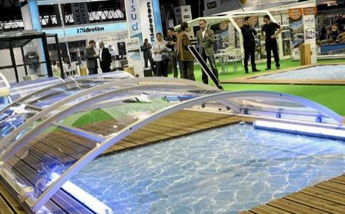 墨西哥泳池设备及健身展览会PISCINA&WELLNESS
