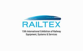英国伯明翰铁路轨道交通展览会Railtex