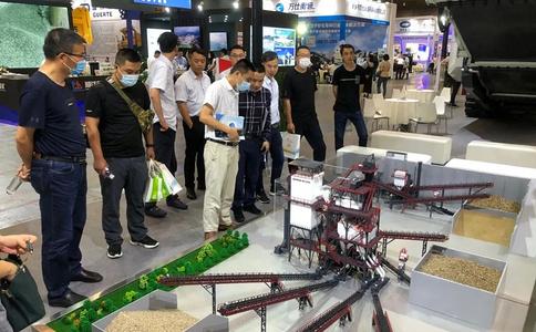 華中武漢國際混凝土及砂漿展覽會