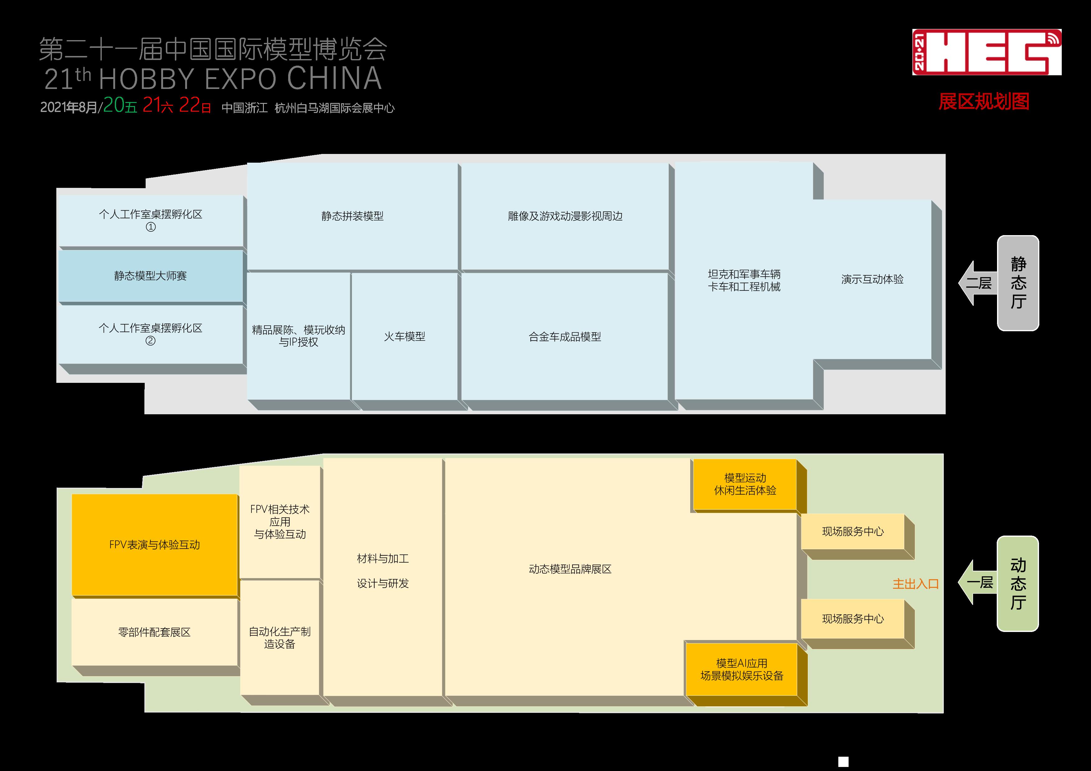 中國國際模型博覽會HEC