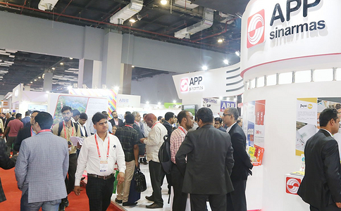 印度紙業展覽會India Paperex